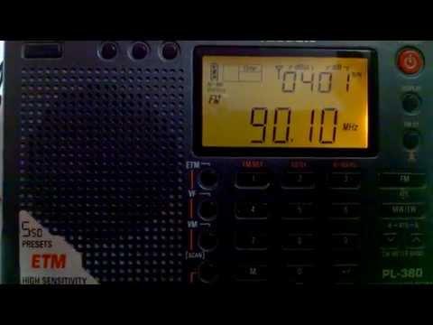 XHQW-FM 90.1 MHz Mérida, Yucatán, Mexico