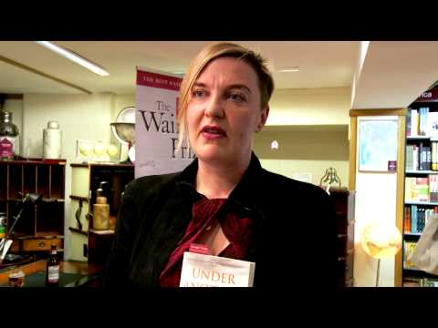 Charlotte Higgins talks about Under Another Sky - The Wainwright Prize shortlist