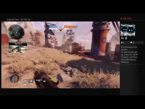 the_realish32's Live PS4 Broadcast