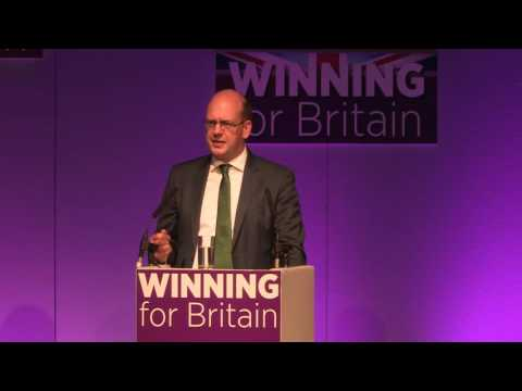 Mark Reckless, Welsh Assembly Member and Spokesman on The Economy