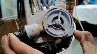 How to Repair Symphony Air Cooler Water Pump in Hindi
