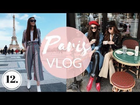 A WEEKEND IN PARIS! | Vlog 12 - My Paris Vlog