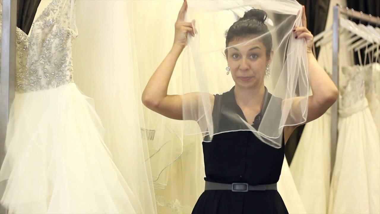 Wedding Veils Myths : Wedding Dresses & Bridal Fashion - YouTube