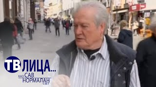 TV lica: Ibrica Jusić