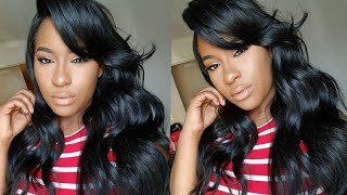 New Sensationnel Feather & Flare Jordan  Glamourtress| ArielNanette