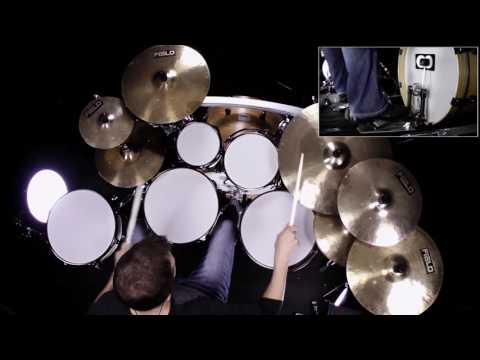 Superior Drummer 2: Music City USA SDX – E-drum performance by Luke Oswald