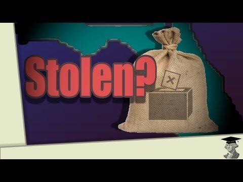Was the Florida Election STOLEN?!
