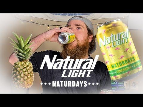 Natural-Light-Naturdays-Pineapple-Lemonade-Review