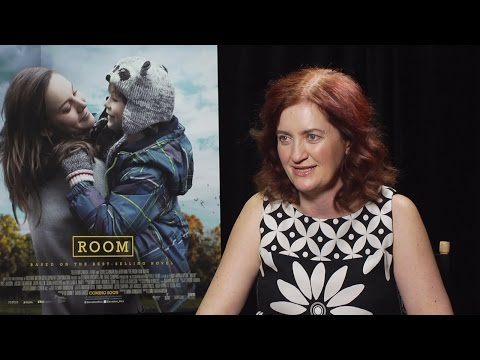 Emma Donoghue - Room Interview HD