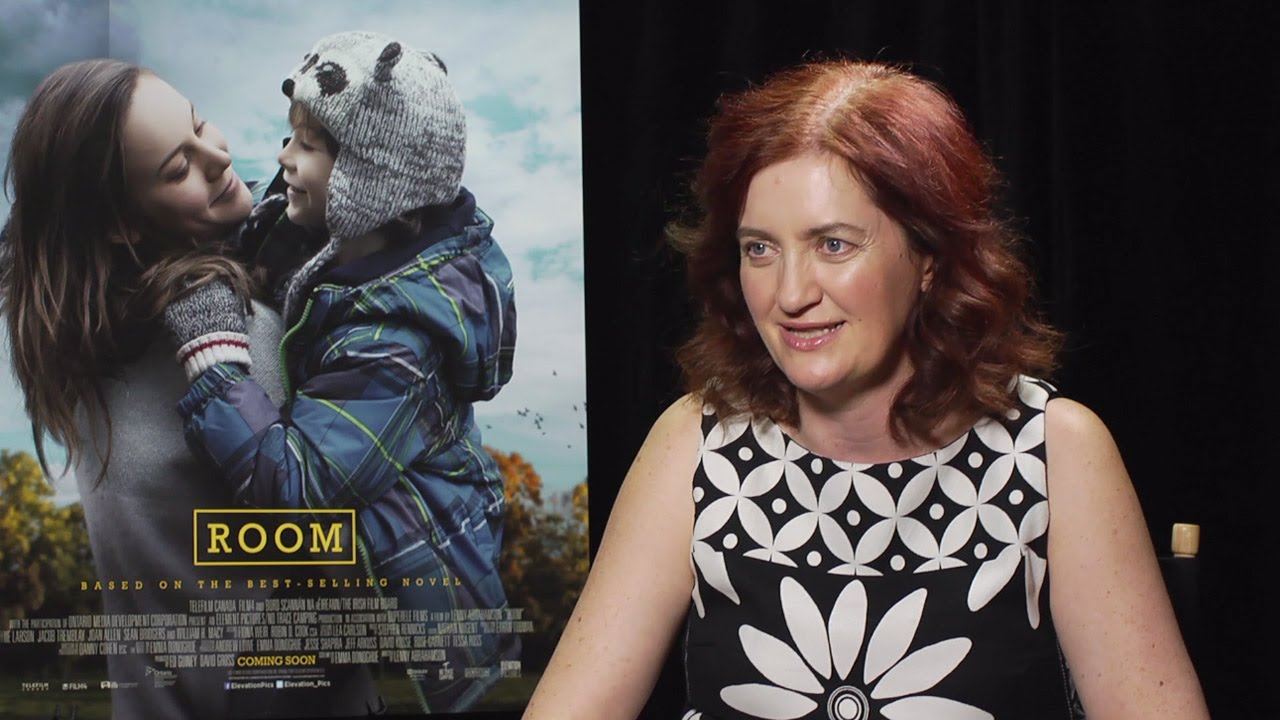 Emma Donoghue  Room Interview HD  YouTube