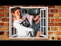 LANZO A MI PRIMO POR LA VENTANA EN UN APOCALIPSIS ZOMBIE (HTC VIVE) - ElChurches
