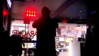 Staind, Outside. Karaoke Ronnie