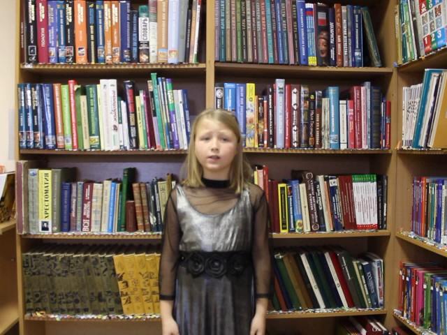 Изображение предпросмотра прочтения – НатальяФедорова читает произведение «Няне» А.С.Пушкина