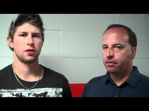 Islanders Point Blank - Josh Bailey