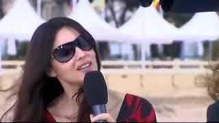 Monica Bellucci Cannes 2009