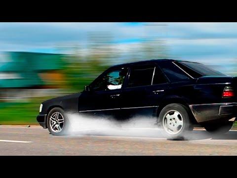 Как посчитать ускорение автомобиля