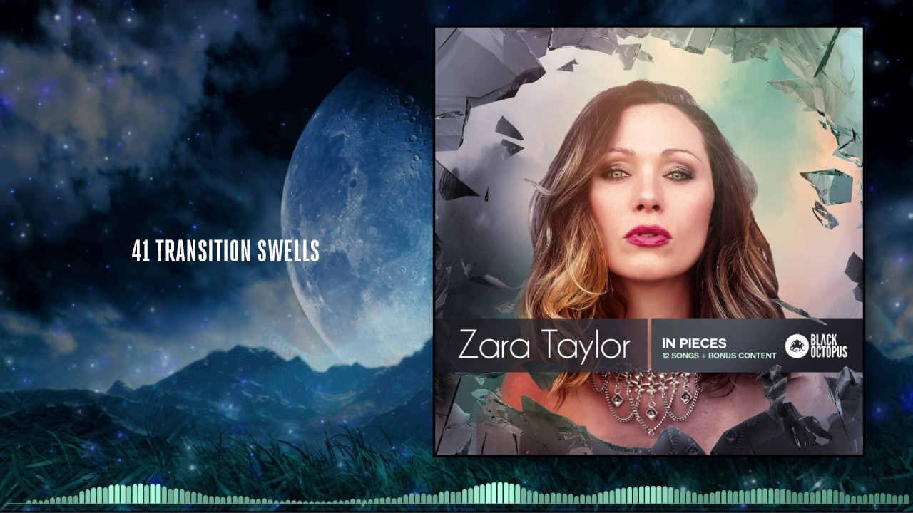 Zara Taylor In Pieces (Royalty free vocal sample pack) - YouTube