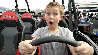 HE BOUGHT A CAR! | Pranking Mom
