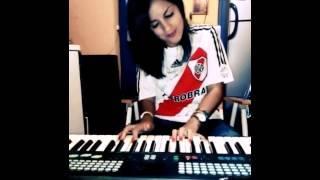 Y dale  alegría alegría a mi corazón. River  Plate