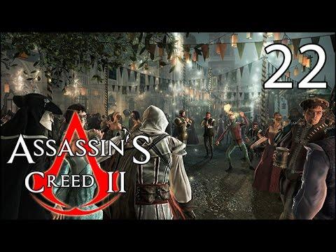 Assassin's Creed II - 22 - I Giochi Di Carnevale - YouTube