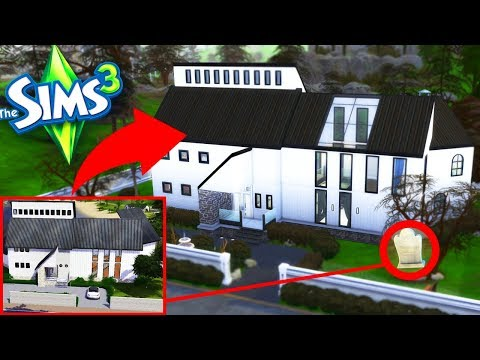 Sims 3 House Build...in The Sims 4! thumbnail