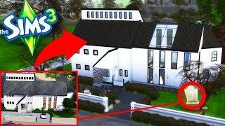 Sims 3 House Build...in The Sims 4!