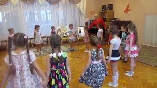 5 минут музыкально-ритмических движений  Евтодьевой А.