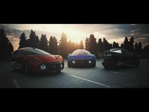 Daymak Spiritus E Car Trailer