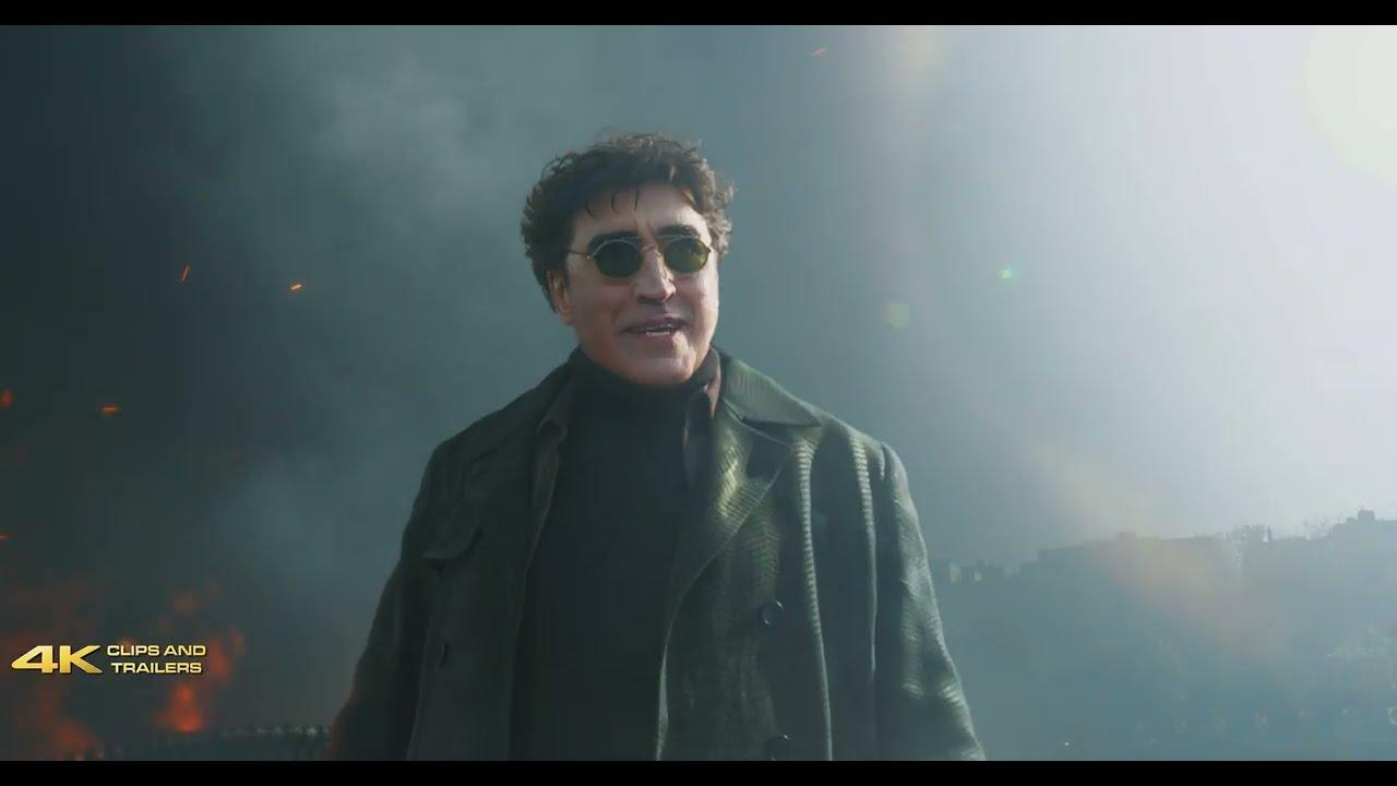 4K HDR Trailer (IMAX) | Spider-Man: No Way Home | 5.1
