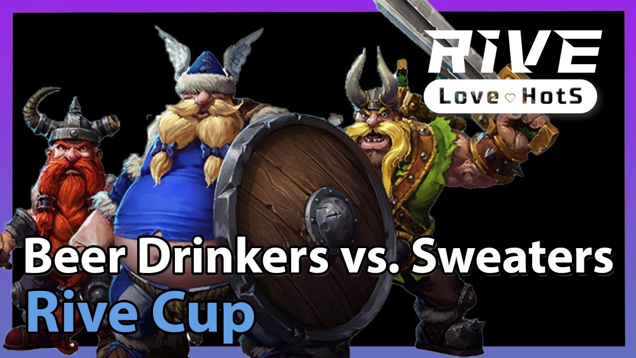 Beer Boys vs. Stinky Sweaters - Heroes of the Storm 2021