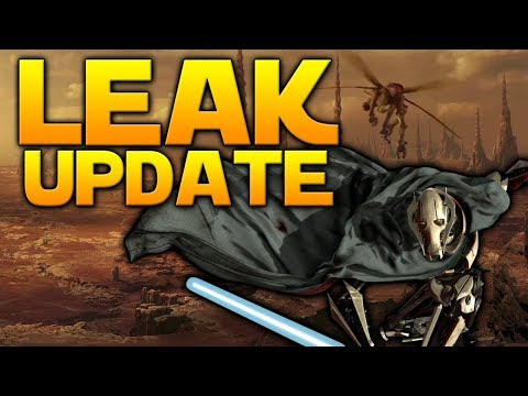 LEAK UPDATE: Geonosis, State Of The Game & More - Star Wars Battlefront 2
