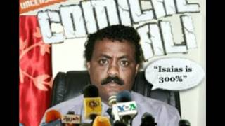 eritrea comical ali on voa tigrinya blatant lies show that isaias afewerki is dying