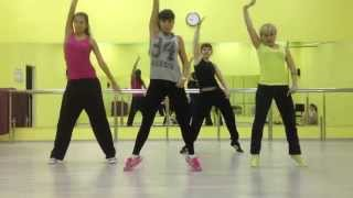 Horeography by Laure Courtellemont  ragga jam dance Elvina Sadikova