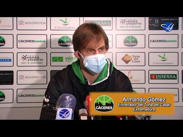 Previa: Torta del Casar Extremadura - Xerez Club Deportivo (EBA 20/21)