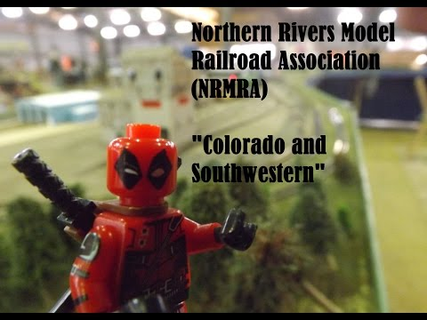Toowoomba Model Railroad Exhibition 2016: Colorado and Southwestern Layout Showcase