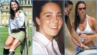 Kate Middleton - Rare Photos | Childhood | School | Family | Friends