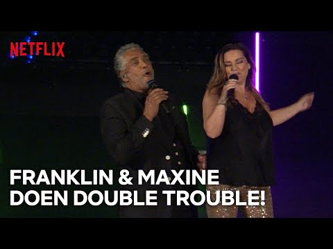 Franklin Brown & Maxine - Double Trouble (Cover) uit Eurovision Song Contest: The Story of Fire Saga