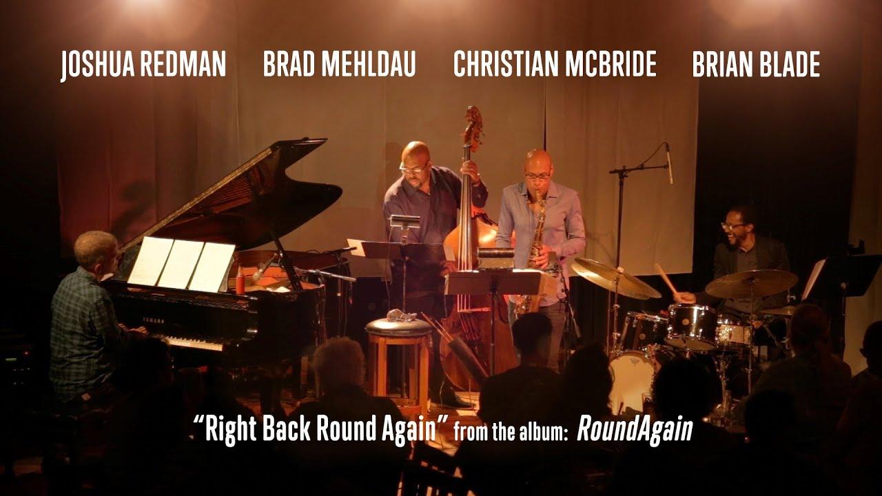 Redman Mehldau McBride Blade -