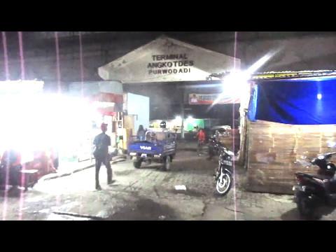 STASIUN PURWODADI | Menjadi Terminal Angkotdes | Dulu Ex Stasiun Lasem?