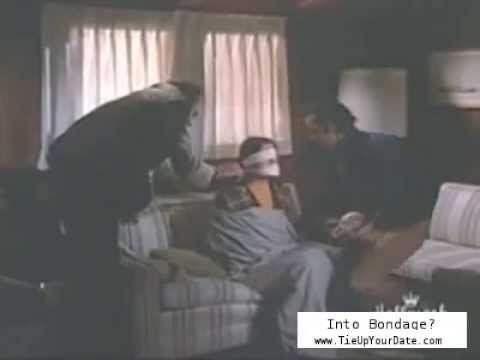 Susan Saint James Blindfolded + tied-up  (McMillan and Wife)