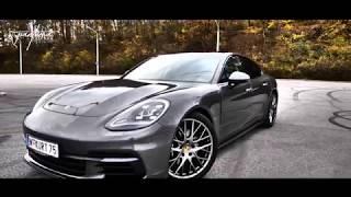 Porsche Panamera 4  - Car Porn