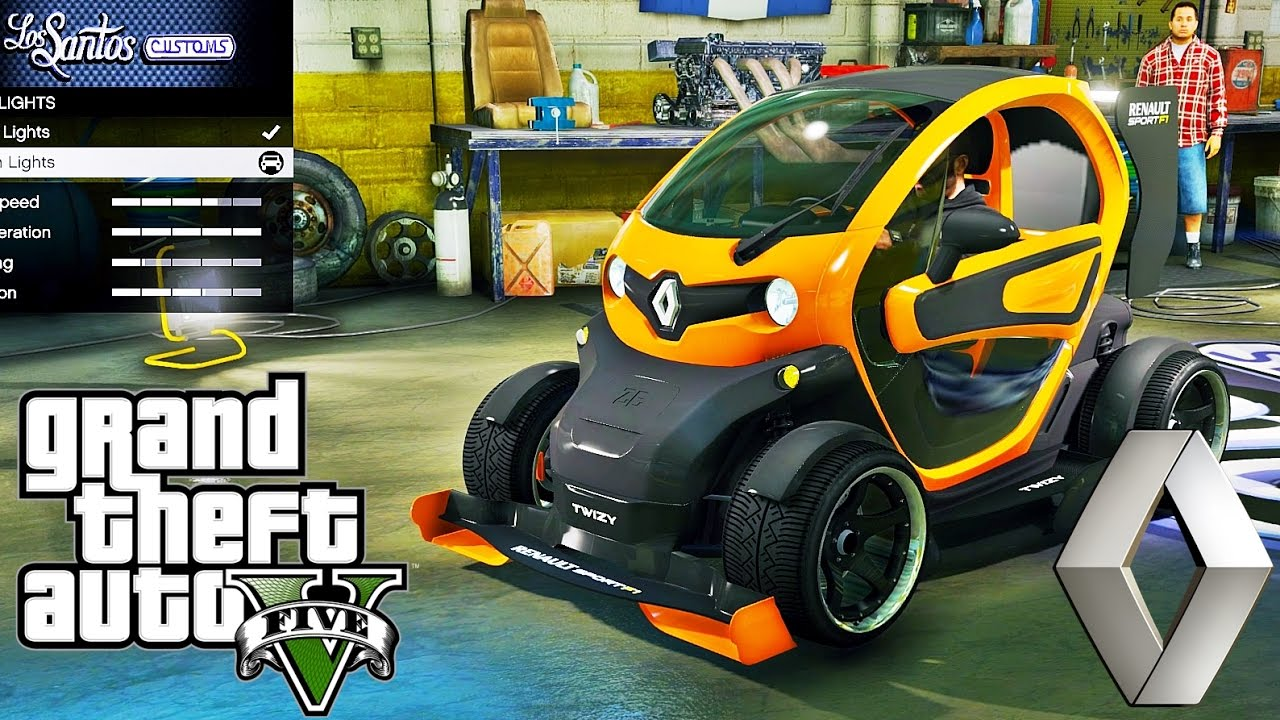 renault twizy extreme graphics youtube. Black Bedroom Furniture Sets. Home Design Ideas