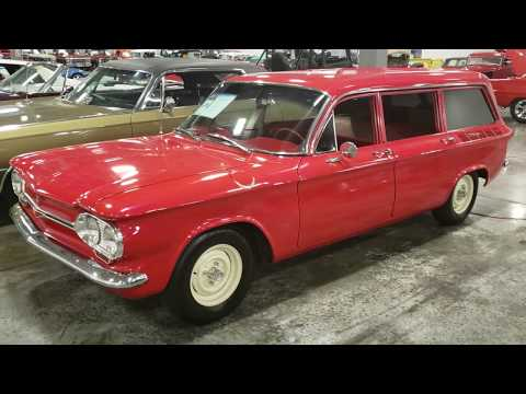 1961 CHEVY CORVAIR WAGON