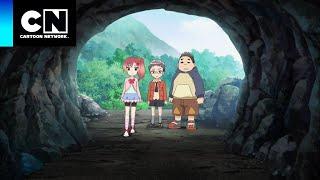 Episodio 5: Combate en la Caverna    Mecard   Cartoon Network