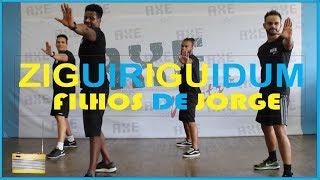 Ziguiriguidum - Filhos de Jorge | Axé Retrô BH (Coreografia)