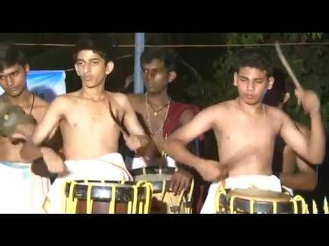 Chendamelam Arangettam #Sree Kallarakkode Vadhya Sankham Part 2