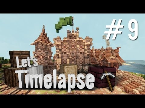 Let's Timelapse  St William  ep.9  Fort & Sheriff