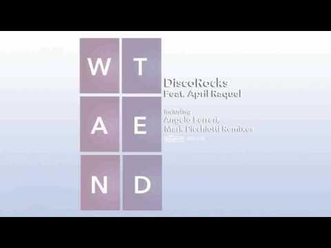 DiscoRocks Feat  April Raquel - Wanted (Angelo Ferreri Remix)