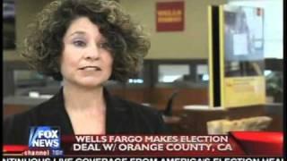 Fox News Wells Fargo Corporate Sponsorship