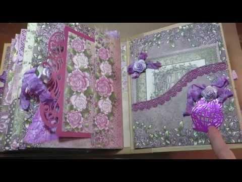 Heartfelt Creations Album Raindrops on Roses Pt 9 Final